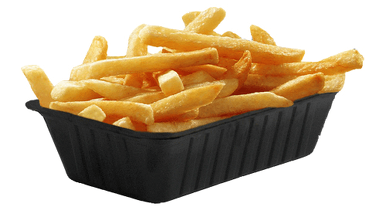 Frites hachee