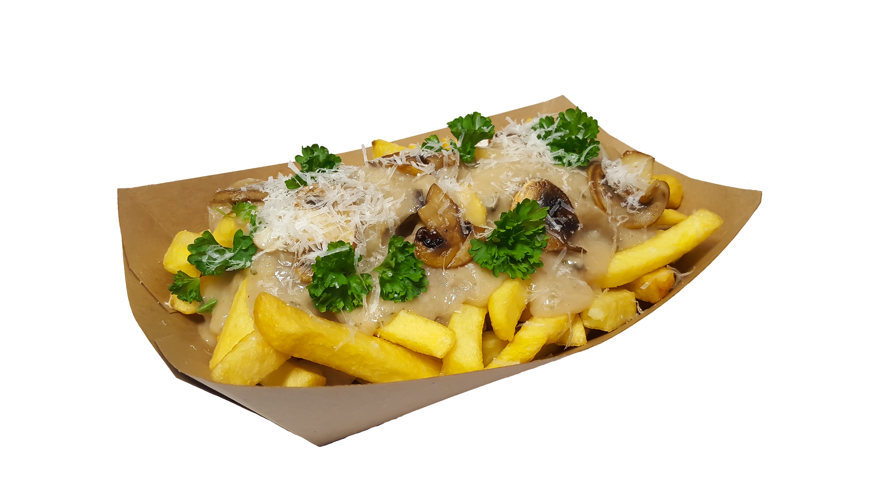 Frites funghi